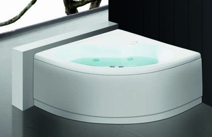 Vasche Da Bagno Angolari 120 120 : Vasca da bagno con seduta u idee di immagine di casa