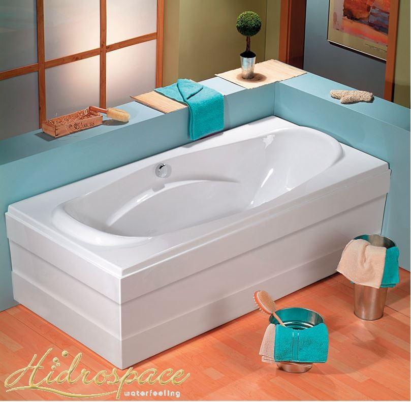 Vasche da bagno rettangolari vasche idromassaggio rettangolari - Vasca da bagno rettangolare ...
