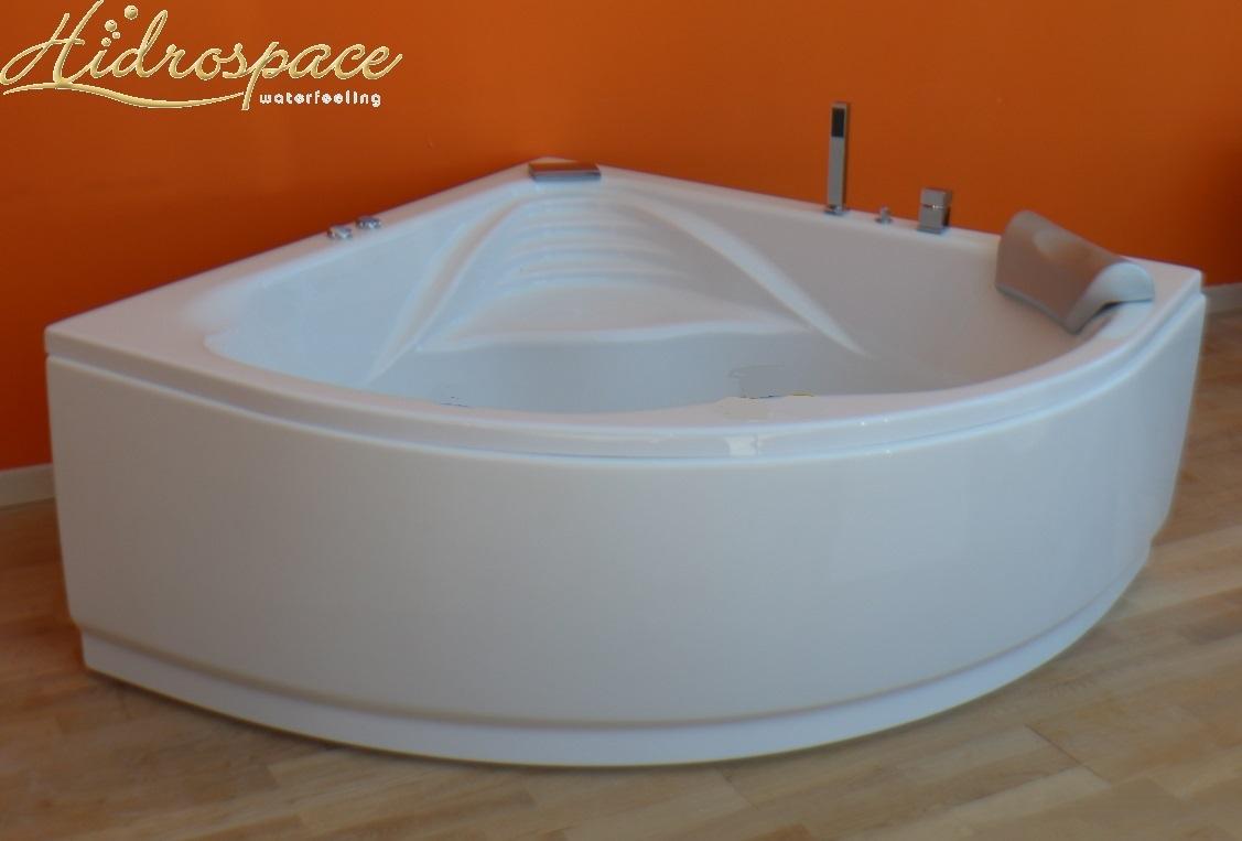 Victoria 150 vasca da bagno angolare - Misure vasca da bagno angolare ...