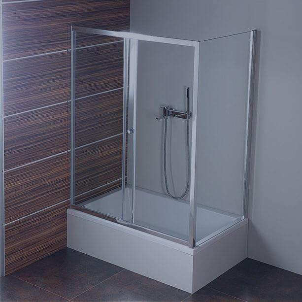 Vasche idromassaggio vasche da bagno - Vasche da bagno con box doccia incorporato ...