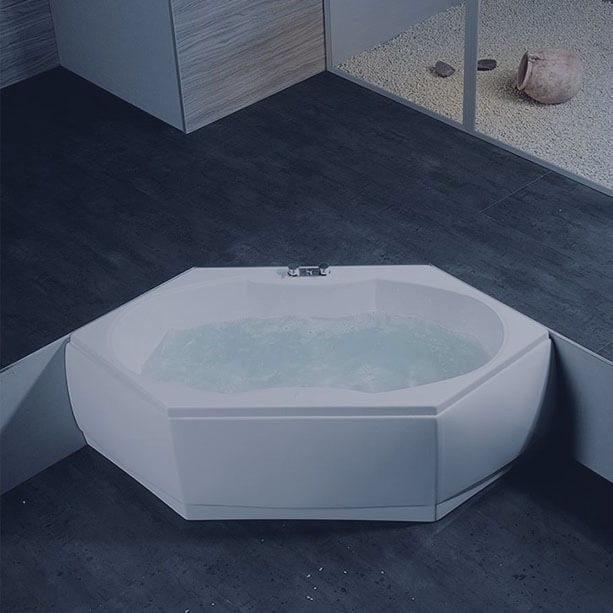 Vasche idromassaggio vasche da bagno - Vasche da bagno grandi ...