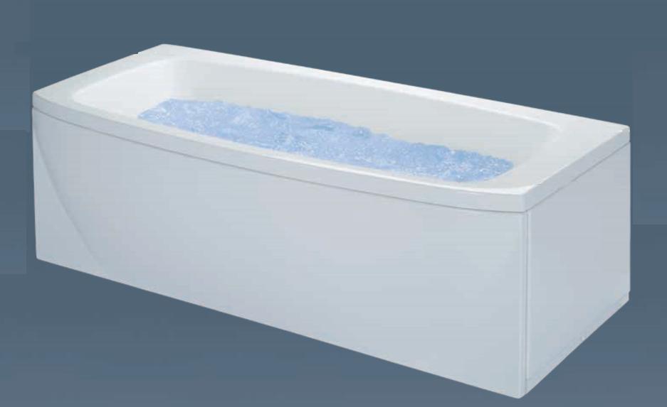 Vasca Da Bagno 180 90 : Margherita vasca da bagno rettangolare spanciata