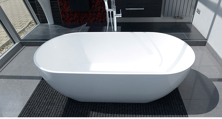 Dimensioni Vasca Da Bagno Tradizionale : Bba vasche da bagno classiche tradizionali deco