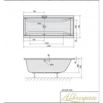 ALBATROS 160-170 X 70 -150-160-170X75