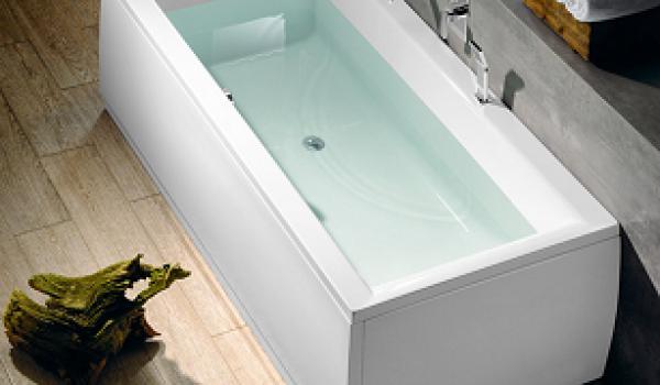 Vasche Da Bagno Grandi Dimensioni : Albatros vasca da bagno rettangolare