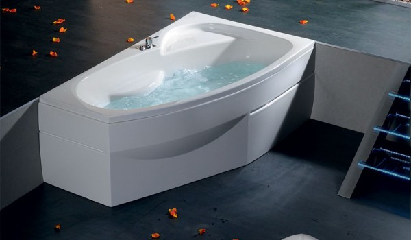 Vasca Da Bagno 160 70 : Armony vasca da bagno