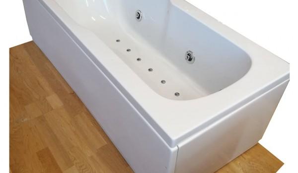 Vasca da bagno idromassaggio 160 x 70 - 170 x 70 - 165 x 65