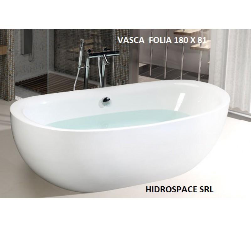 FOLIA VASCA AD ISOLA  MINIMAL  180X81 cm