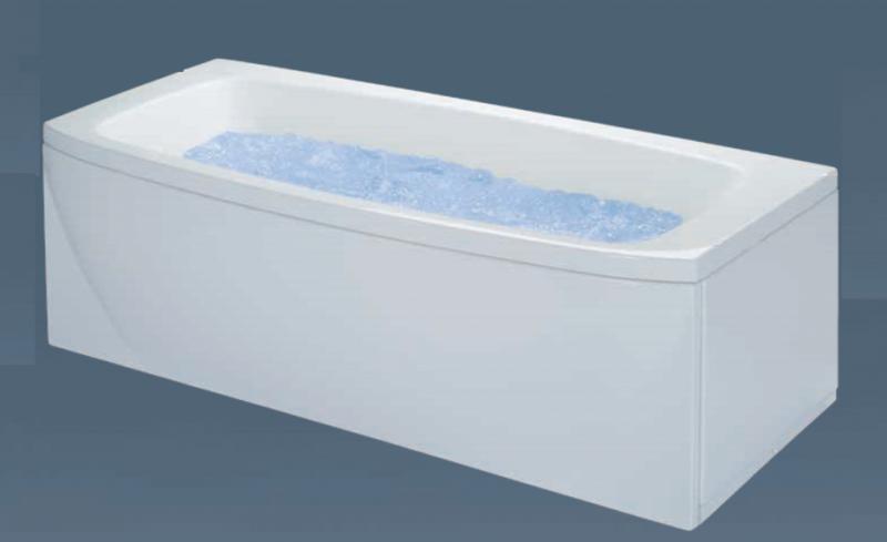 Vasca Da Bagno 160 90 : Margherita vasca da bagno rettangolare spanciata