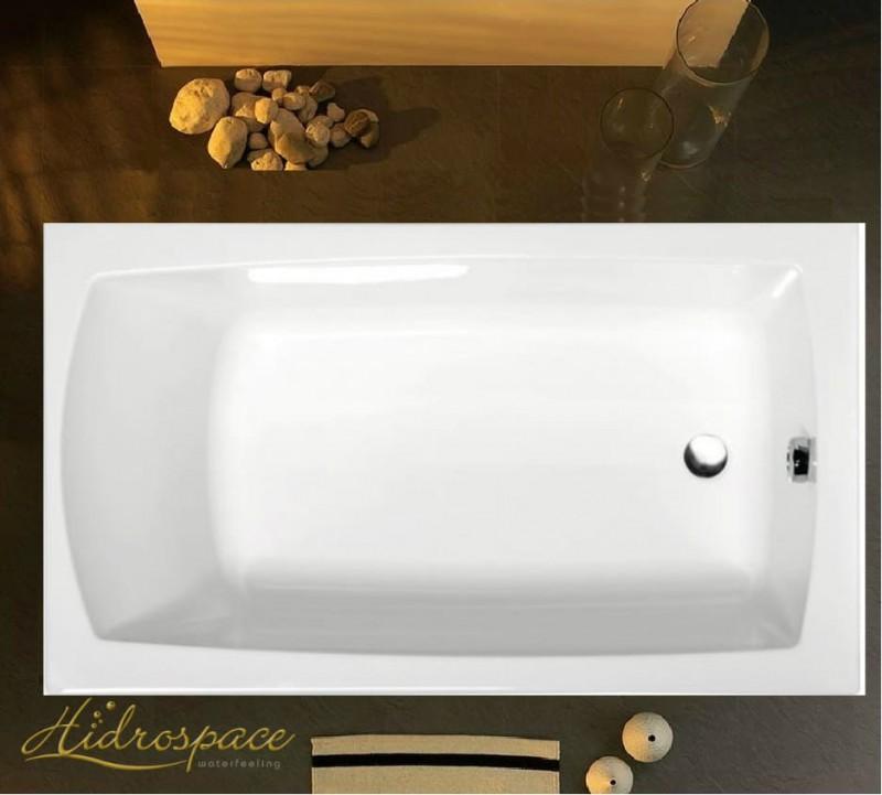 Pratika 120 130 140 150 x70 vasca da bagno rettangolare - Vasca da bagno rettangolare ...