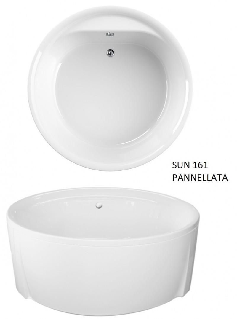 SUN 160 IDRO PANNELLATA